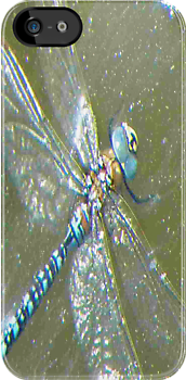 Dragonfly - iPhone Case by © Betty E Duncan ~ Blue Mountain Blessings Photography