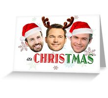 Its CHRIStmas (Marvel only) Greeting Card
