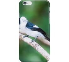 Frill-necked Monarch iPhone Case/Skin