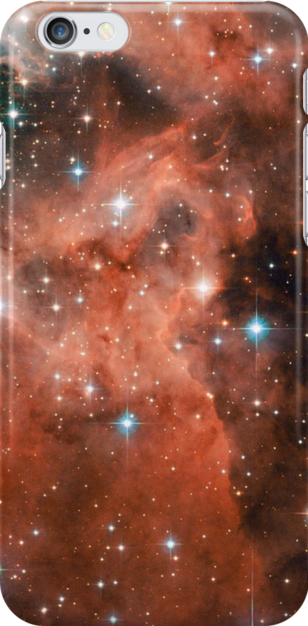 Galaxy iPhone Case by TheGreatPapers