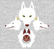 Mononoke - The wolves Kids Clothes