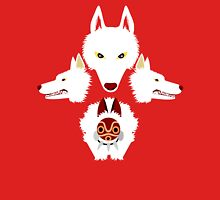 Mononoke - The wolves Unisex T-Shirt