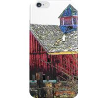 The Old Koontz Barn - iPhone Case iPhone Case/Skin