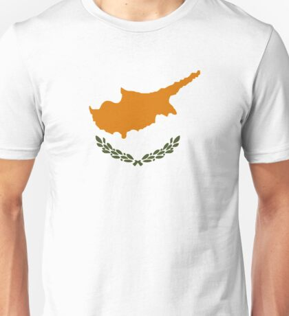 Flag of Cyprus Unisex T-Shirt
