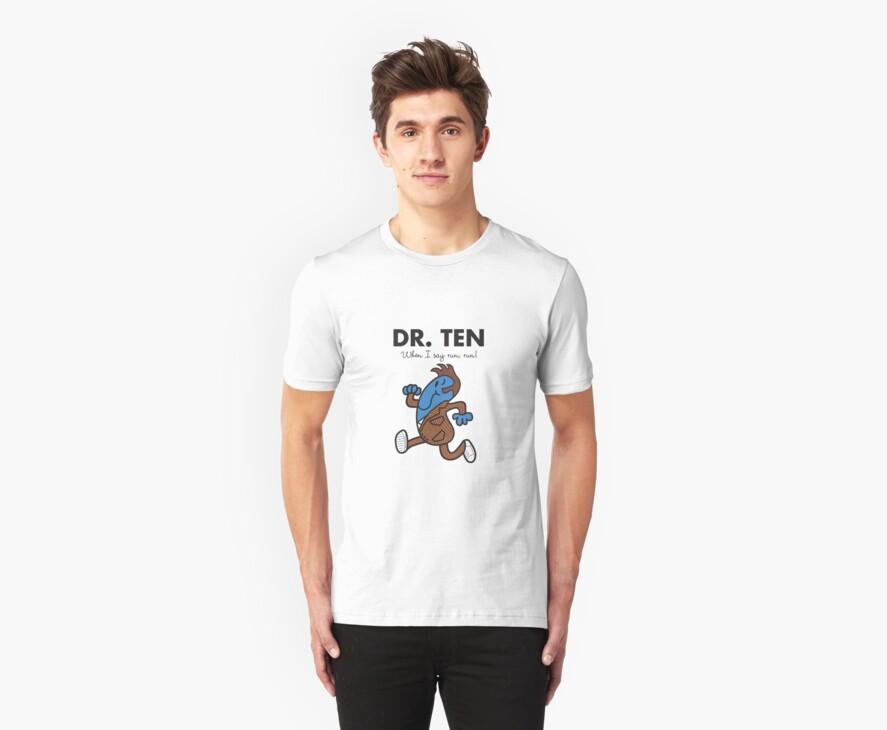 Dr. Ten by MikesStarArt