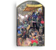 Renaissance Inquisition. Canvas Print