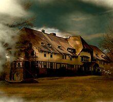 Loomis Sanitarium Liberty NY by PineSinger