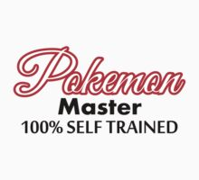 Pokemon Master by LucieDesigns