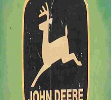Nothing Runs Like a Deere - iPhone Case by BettyEDuncan
