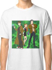 Ben 10 Who? Classic T-Shirt