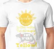 Sunshine daisies butter mellow... Unisex T-Shirt