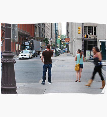 Street capture  Poster