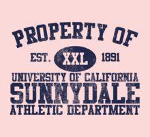 UC Sunnydale Athletic Department Kids Clothes