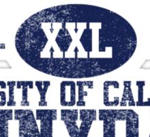UC Sunnydale Athletic Department Sticker