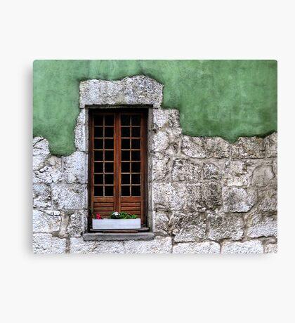 Windows 4 Canvas Print