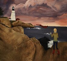 New Horizons by gingerfox13
