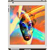 alien spirit iPad Case/Skin
