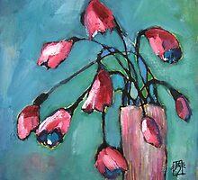 Drooping Lovelies by Joanie Springer