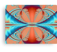 Reflected Discovery Canvas Print