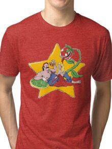 Hero Worship (alternate) Tri-blend T-Shirt