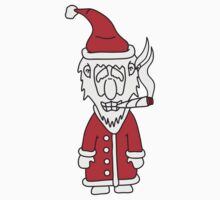 Santa Claus With Joint by Style-O-Mat
