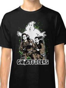 Who you gonna call? GhostFacers! Classic T-Shirt