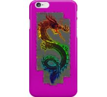 Asian, Chinese,Mythical Dragon, Year of the Dragon iPhone Case/Skin
