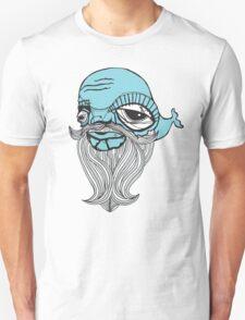 whale beard T-Shirt