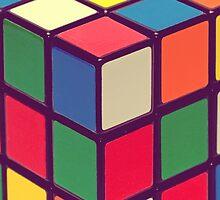 Vintage Cubes by GlesgaGeek