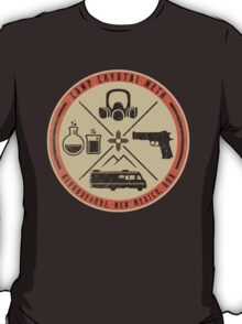 Camp Crystal Meth Merit Badge T-Shirt