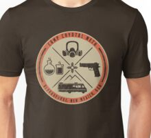 Camp Crystal Meth Merit Badge Unisex T-Shirt