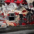 Toronto Graffiti  by absintea