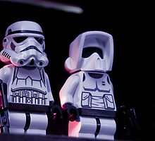 Troopers by Gav Oliver