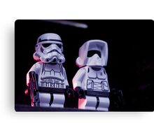 Troopers Canvas Print