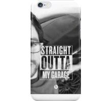 Here In My Garage iPhone Case/Skin