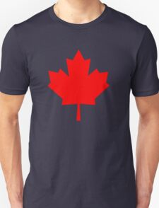 Canadian Maple Leaf T-Shirt