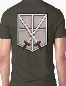Shingeki no Kyojin - Trainee emblem T-Shirt