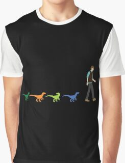 A Walk In The Park (Raptor Squad) Graphic T-Shirt