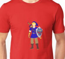 Blue Link Unisex T-Shirt