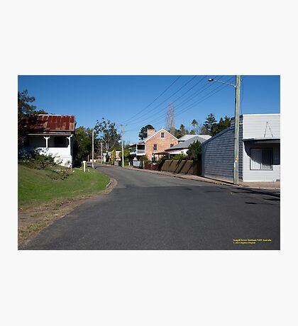 Sempill Street, Maitland, NSW Australia Photographic Print
