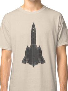 Lockheed SR-71 Blackbird Classic T-Shirt