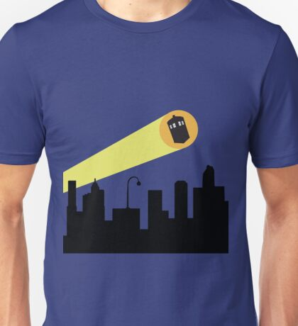 Bat Signal: Who T-Shirt