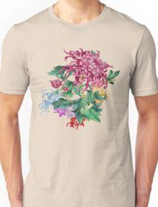 Japanese Bouquet Unisex T-Shirt