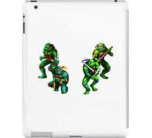 Mutant Warriors iPad Case/Skin