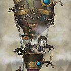 SteampunkSubstationB_04 by Craig Bruyn