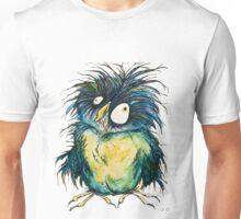"""earl"" the zombie owl Unisex T-Shirt"