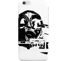 Gaskmask iPhone Case/Skin