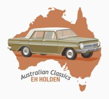 EH- Holden Classic Australian cars by contourcreative