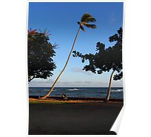 Lean on me: Honolulu, Hawai'i Poster