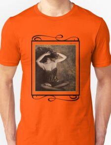 Sensuality in Sepia - Self Portrait Unisex T-Shirt